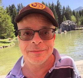 Ein Selfie am Heidsee darf nicht fehlen....
