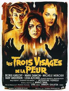 Les Trois Visages De La Peur (1963)