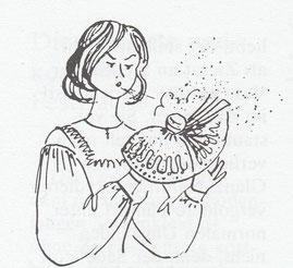 aus: A. Ratzenböck, Die Pracht der Tracht