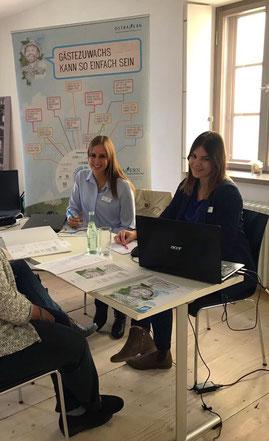 Informationstag der Onlinebuchung in Perlesreut