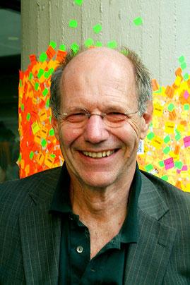 Foto: Michael Stoeber, Kunstkritiker und Kulturjournalist (Wikipedia; Bernd Schwabe, Hannover)