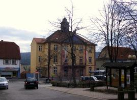 Bürgerhaus in Beerfelden