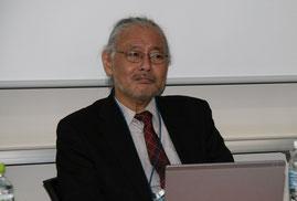 田中規久雄先生