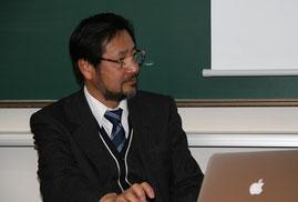 田邊則彦先生