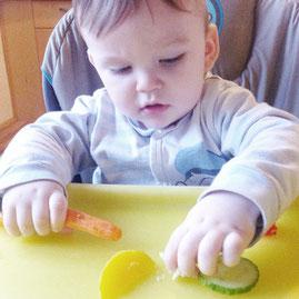 DME Diversification menée par l'enfant autonome consciente