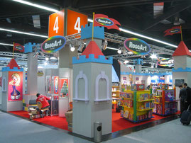 Spielwarenmesse Nürnberg, 80 qm