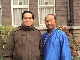 Mantak Chia et Man Yan Hor