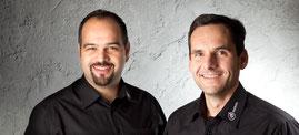 EnDeCo Team bei der Produktentwicklung