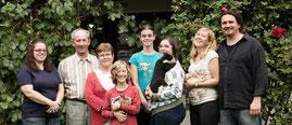 Familie Hunger/Enzenhofer