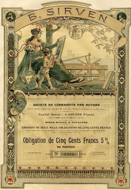 Un bond du trésor français