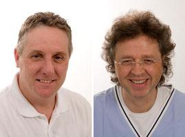 Dr. Jürgen Wiesmann und Ralf Schoemann, Zahnärzte in Lünen bei Dortmund