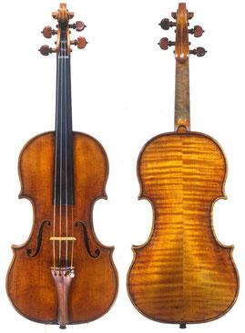 БЕРГОНЦИ - Скрипка Бергонци, Карло (Кремона, 1739)