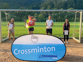 Foto: Crossminton FT Freiburg