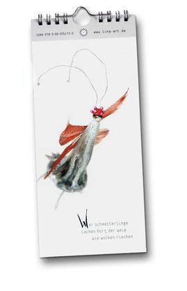 postkarten Figurina lina-art ringbuch