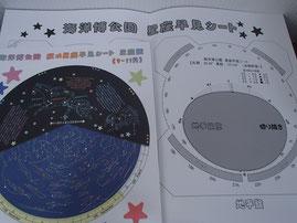 9,10月の星見表