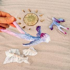 箱庭療法のための手作り玩具 by 青木せい子