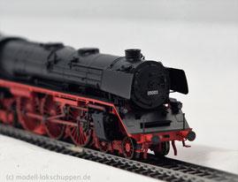 BR 05 der DB Insider Modell 2007 / Märklin 39050 Insider 2007
