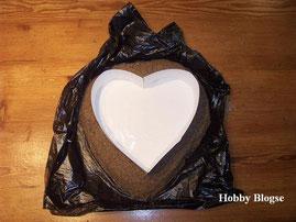 Surprises maken geen taart maar een hart van gips