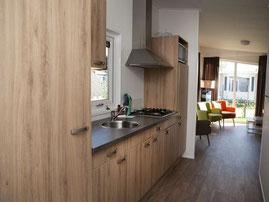 Te huur luxe vakantiewoning met sauna op een 5 sterren park op de Veluwe in Nederland