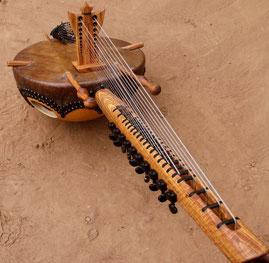 instrument d'afrique kora cycle 3