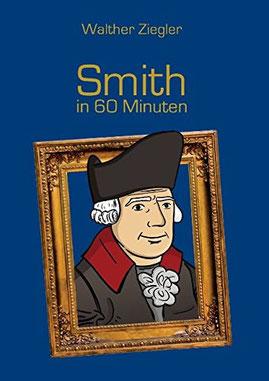 Smith; Bild von Adam Smith; Comiczeichnung von Adam Smith; Portrait von Adam Smith