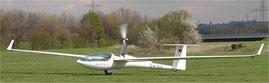Bild einer DG-808 (Quelle: Wikipedia)