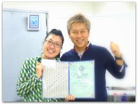 谷尾易子さんと(2014-05-18)