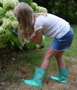 ©Rouchette, gamme de bottes pour enfants ZAMIS