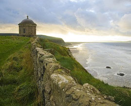 Mussenden Temple by Eddie Johnston