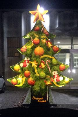 Albero di Natale Gonfiabile 4mH