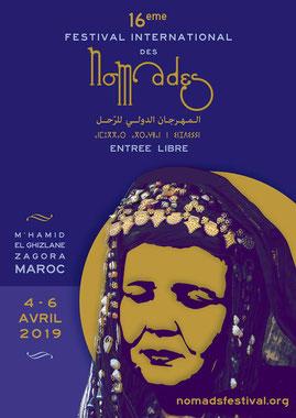 Festival International des Nomades à M'Hamid El Ghizlane