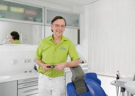 Zahnarzt Dr. Klaus-Dieter Treuheit, Roßtal bei Nürnberg: Zahnaufhellung