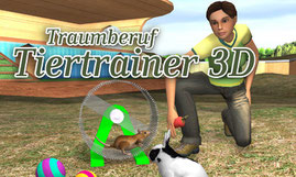 Title Screen Traumberuf Tiertrainer 3D