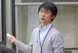 濱上知樹先生