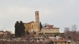 La Chiesa di Ghevio