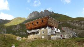 La capanna Corno