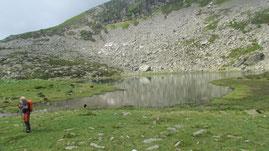 Il lago Panelatte