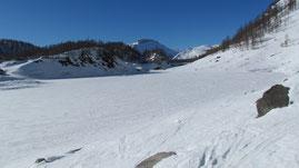 Il lago di Devero