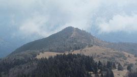 Il Monte Carza m. 1116