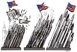 Le 11 septembre 2001 vue par Plantu (DR)