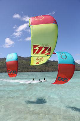 Kitesurfen Lernen, Kite Kurse, Kitesurfen Privatunterricht mit WaveBandits Kite Schule