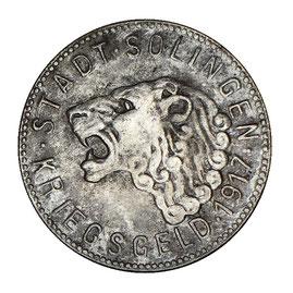 Münze aus Solingen