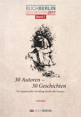 Buch-Cover der Anthologie Buch Berlin