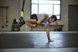 Functional Training, TRX, Suspension Training, Schlingentraining