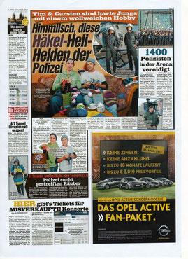Bild Zeitung 15.03.2013