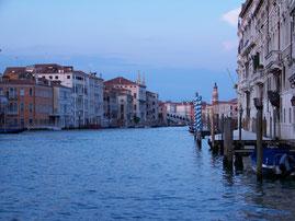 Venedig, schön auch am Abend