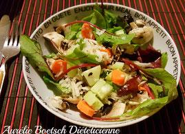 salade composée healthy