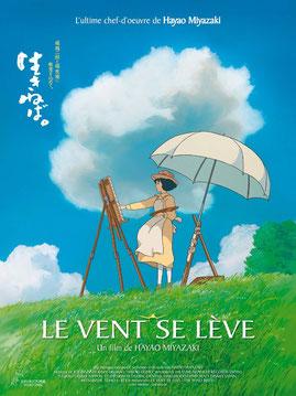 Le film pourrait être le dernier d'Hayao Miyazaki (©The Walt Disney Company)