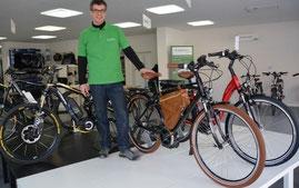 e-Bikes kaufen beim Fachhändler