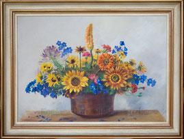 Gartenblumen 1953
